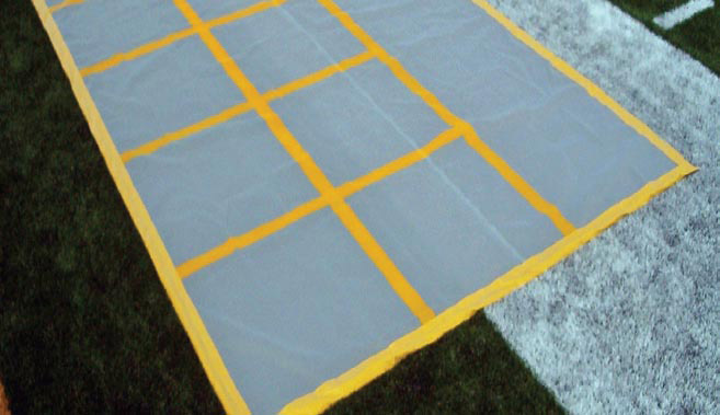 Huddle Zone Special Teams Mat | Track Accessories