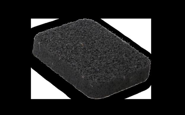 Fisher Tracks Poly Mat 5K Track System - Black