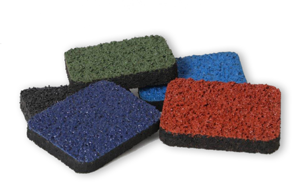 Fisher Tracks Poly Mat 10k Track System - Variety of Colors