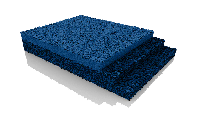 Stobitan Full Pour Track System - dark blue