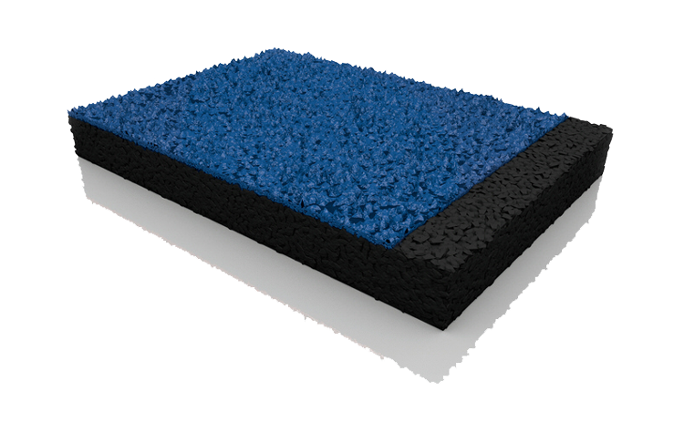 Stobitan SC Track System - dark blue