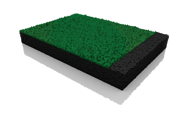 Stobitan SC Track System - Green